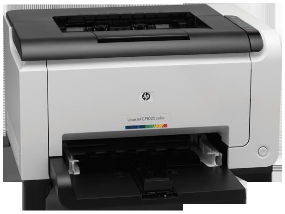 HP LaserJet 1025 Color
