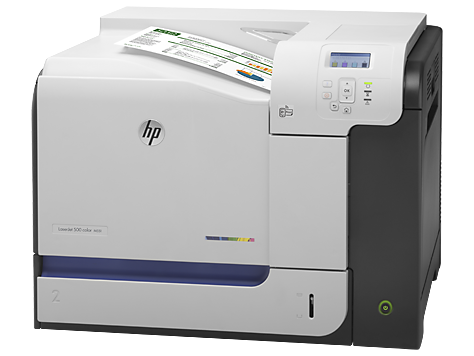 HP LaserJet Enterprise 500 color Printer M551n (1)