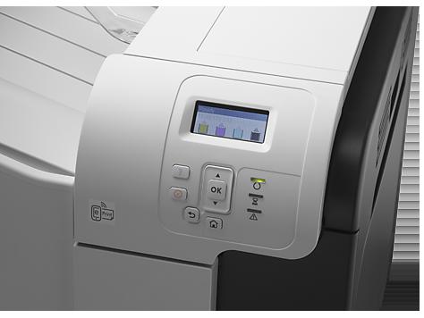 HP LaserJet Enterprise 500 color Printer M551n (2)