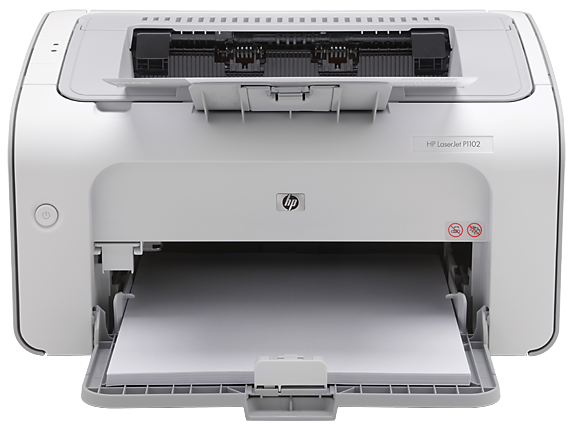 HP LaserJet Pro P1102 Printer(CE651A)  (1)