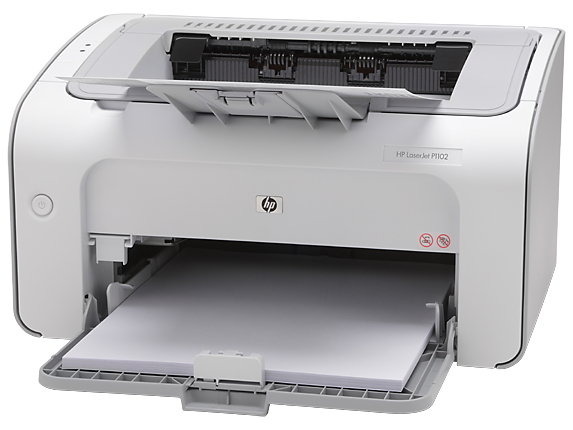 HP LaserJet Pro P1102 Printer(CE651A)  (2)