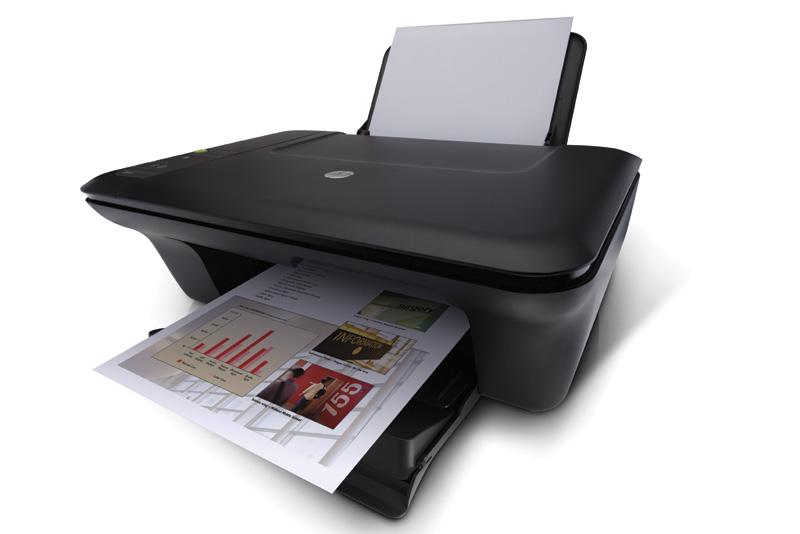 HP Deskjet 2050 All-in-One Printer