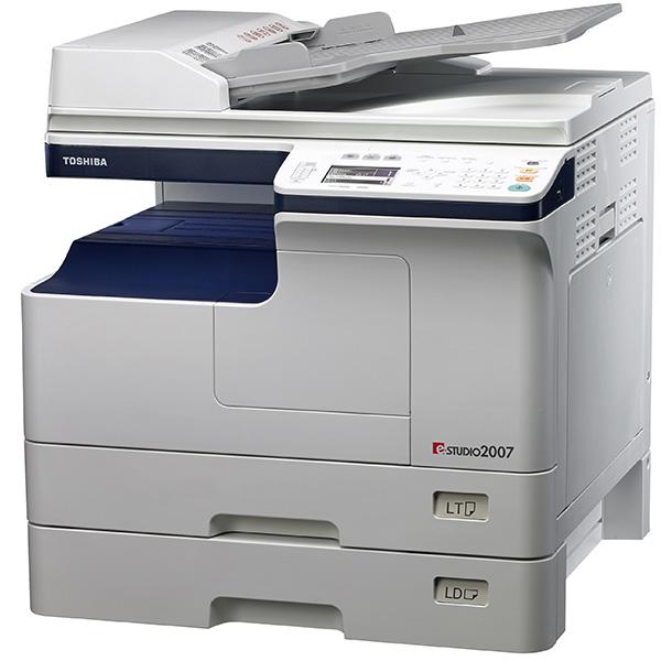 Toshiba Es-2007 Photocopier