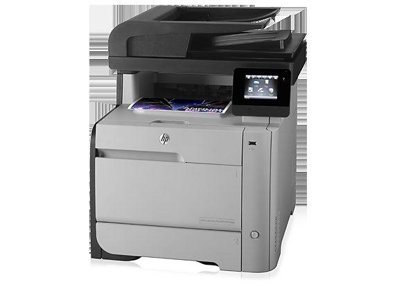 HP-Color LaserJet Pro MFP M476dw