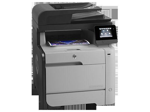 HP Color LaserJet Pro MFP-M476dw