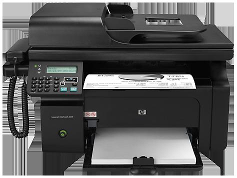 HP LaserJet Pro M1214nfh Multifunction Printer