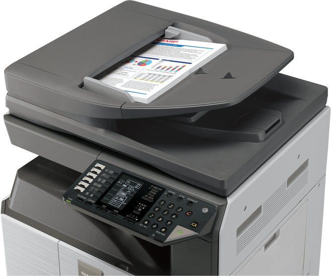 SHARP-AR-6020 Photocopier