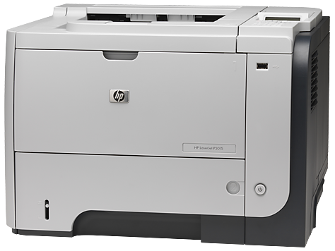 ۱-HP LaserJet Enterprise P3015dn Printer