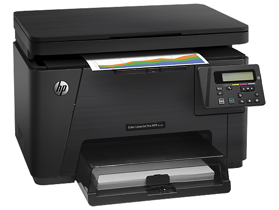 HP Color LaserJet-Pro MFP M176n