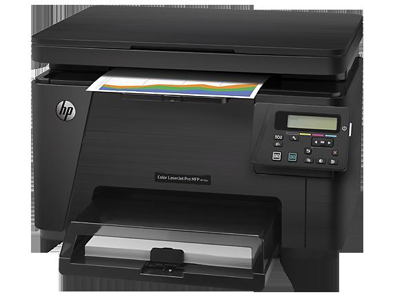 HP Color-LaserJet Pro MFP M176n