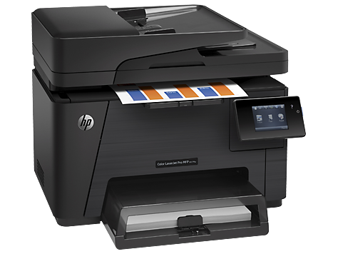 HP Color LaserJet Pro-MFP M177fw