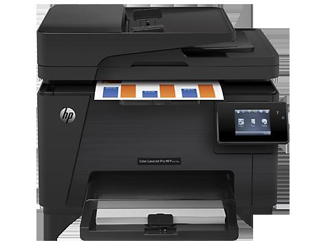 HP Color LaserJet-Pro MFP M177fw