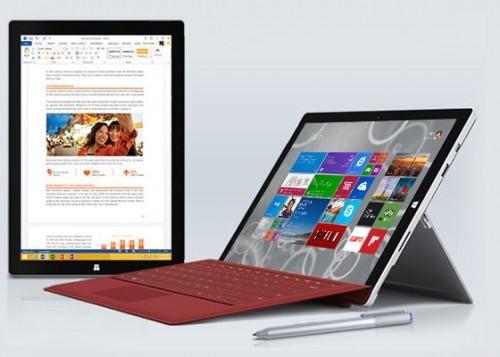 Microsoft-Surface Pro 3