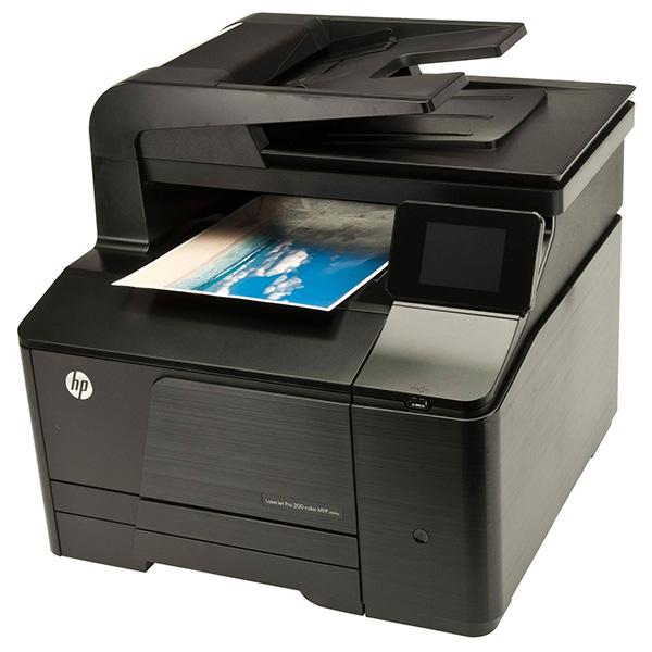 Printer-HP-LaserJet-color-MFP-M276nw
