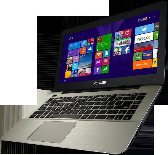 laptop ASUS X455LD
