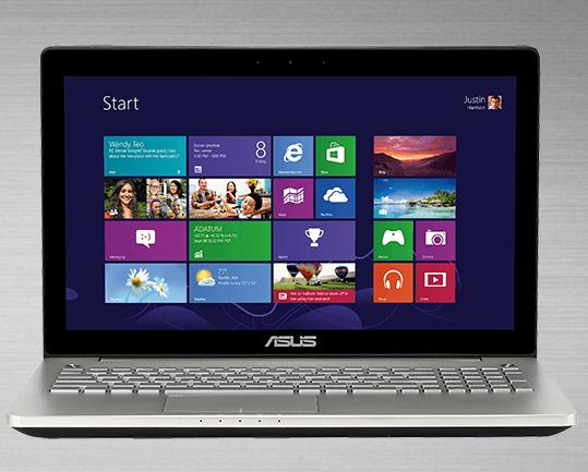 ASUS-N550LF Laptop