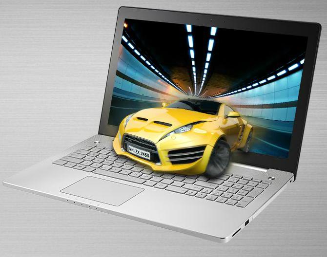 ASUS N550LF- Laptop