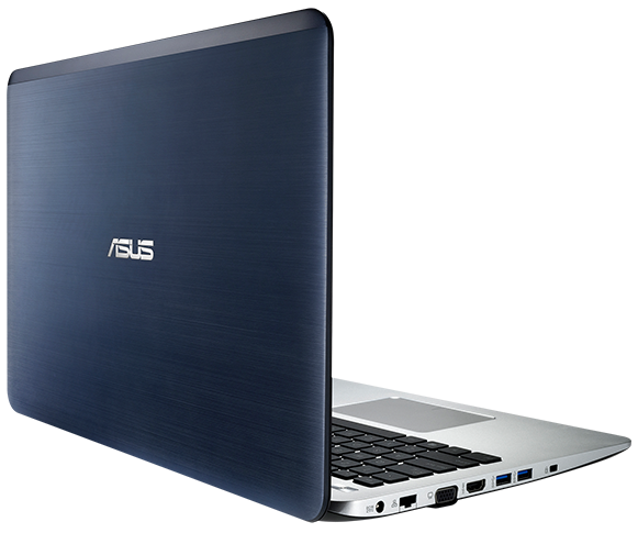 ASUS X555LD-laptop