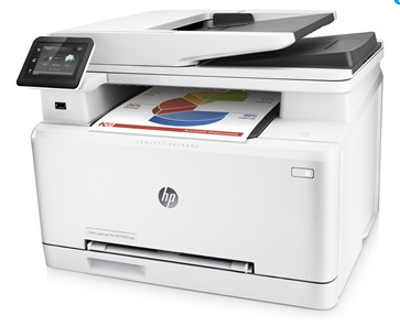 HP Colour LaserJet Pro-MFP M277dw