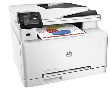 HP Colour LaserJet Pro MFP M277dw