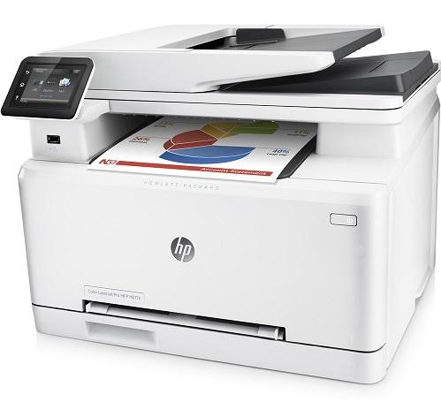 HP Colour LaserJet Pro MFP M277n Printer