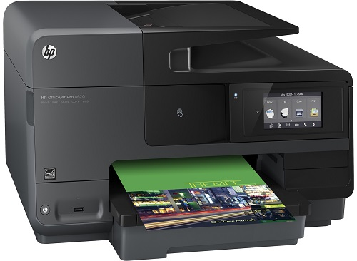 HP Officejet Pro 8620 e-All-in-One Printer (2)