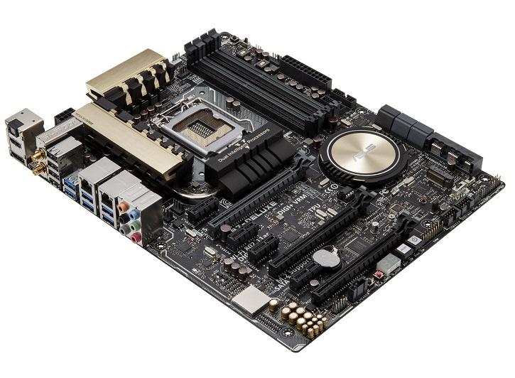 Asus Z97-K – Motherboard