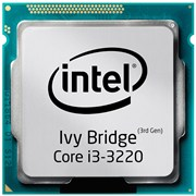 پردازنده مرکزی اینتل سری Ivy Bridge مدل Core i3-3220 - Intel Ivy Bridge Core i3-3220 CPU