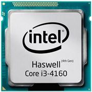 پردازنده مرکزی اینتل سری Haswell مدل Core i3-4160 - Intel Haswell Core i3-4160 CPU