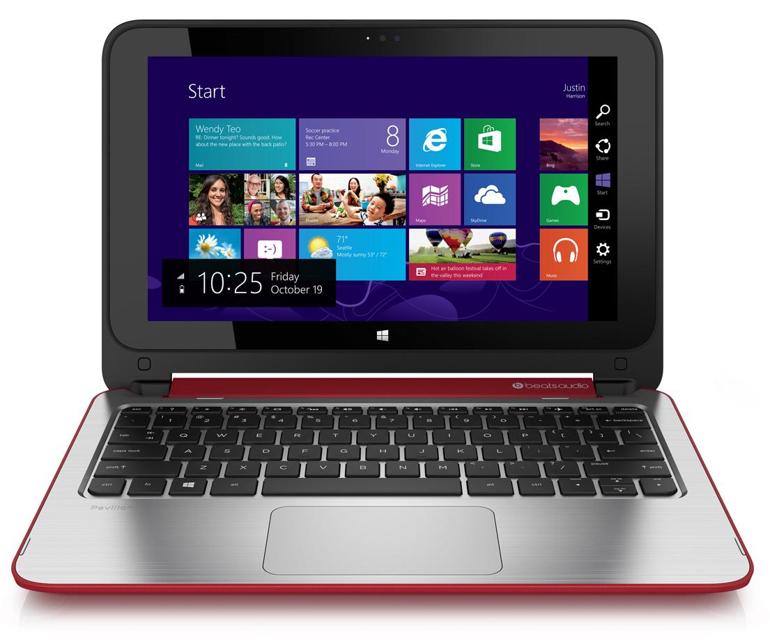 HP Pavillion x360 review