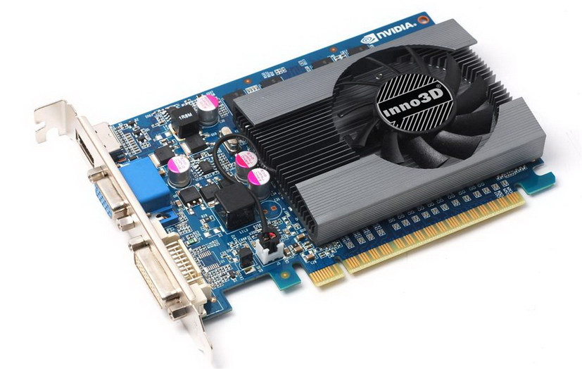 Inno3D GeForce GT 730 2GB 64-bit SDDR3