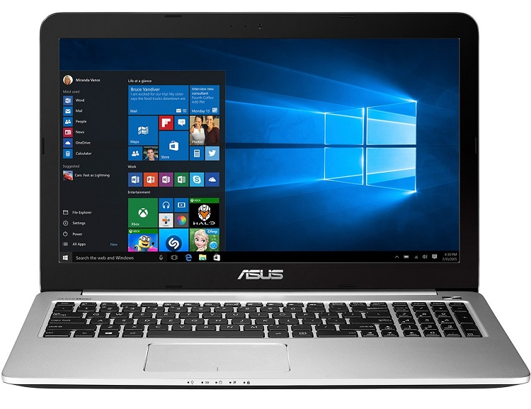 Notebook-ASUS-V502LX- 2 Front