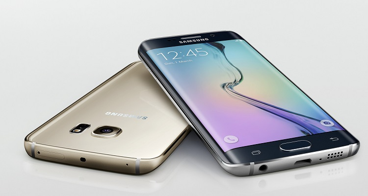 Samsung Galaxy S6 Edge Plus dual sim