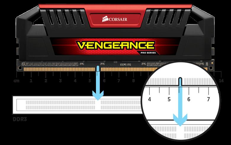 Vengeance Pro Series  32GB (4 x 8GB) DDR3 DRAM-2400MHz