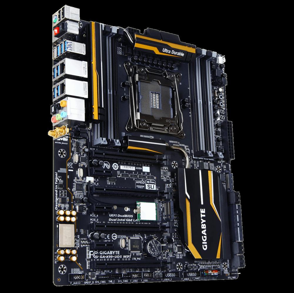 motherboard-GA-X99-UD5 WIFI