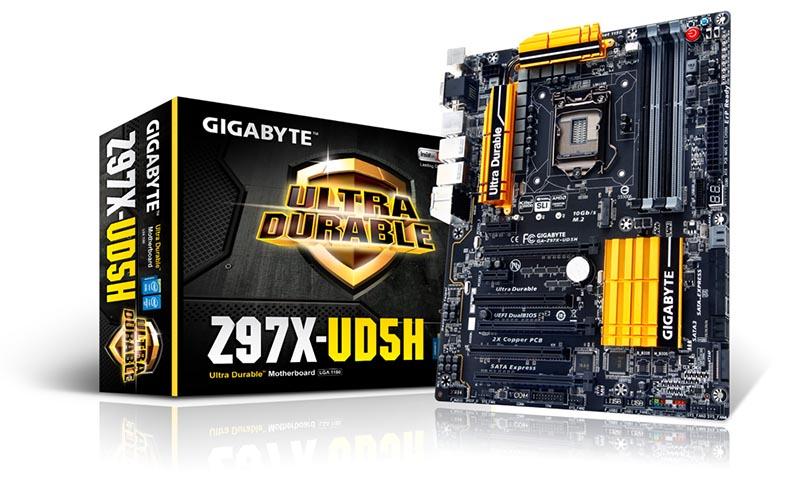 motherboard GA-Z97X-UD5H