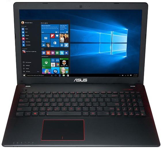 ASUS K550JX-laptop
