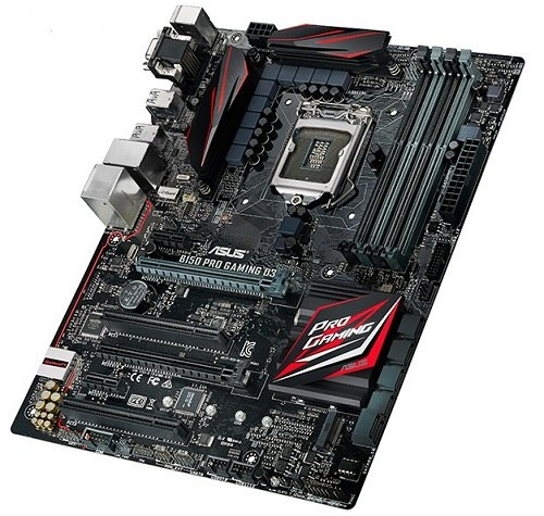 Asus-B150-PRO-GAMING-D3-Motherboard1