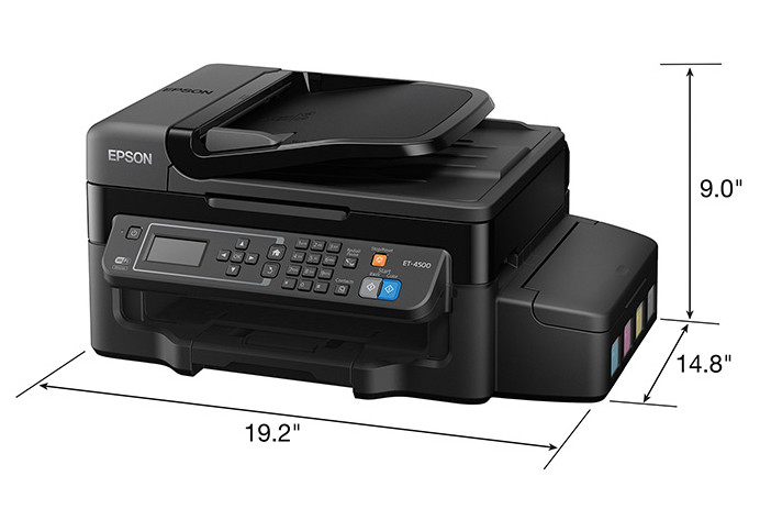 Epson ET-4500 EcoTank All-in-One Printer