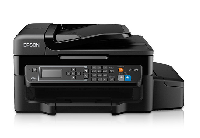 Epson WorkForce ET-4500 EcoTank-All-in-One Printer