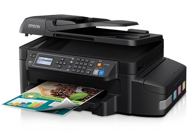 Epson WorkForce ET-4550-EcoTank