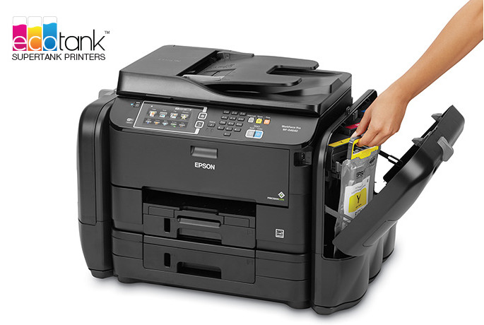 Epson WorkForce Pro WF-R4640 EcoTank printer