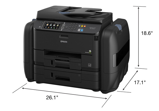 printer Epson WorkForce Pro-WF-R4640 EcoTank