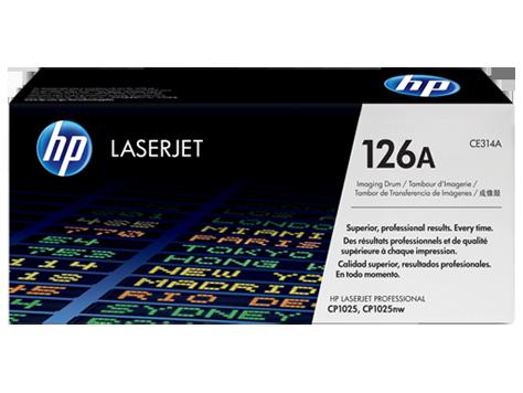 HP Toner 126A Black Toner