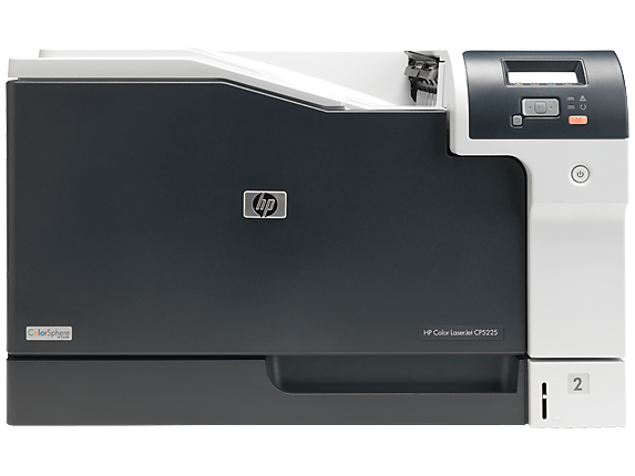 Office Color- Laser Printers HP Color LaserJet Professional CP5225 Printer