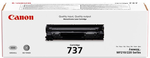 canon 737 cartridge