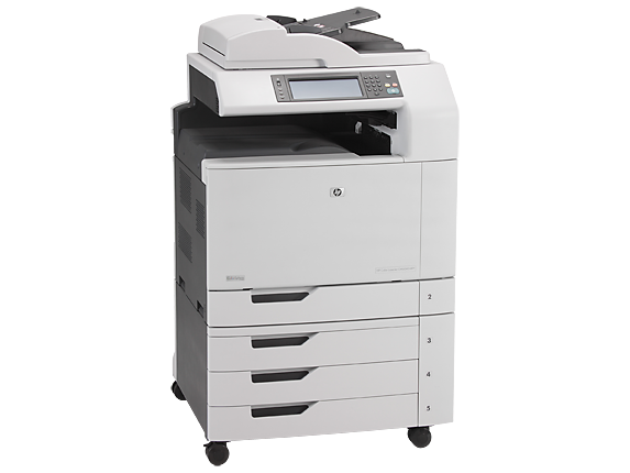HP Color LaserJet CM6040f Multifunction-Printer