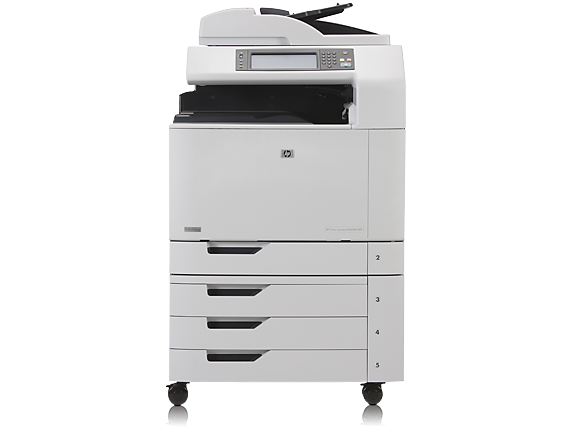 HP Color LaserJet-CM6040f Multifunction Printer