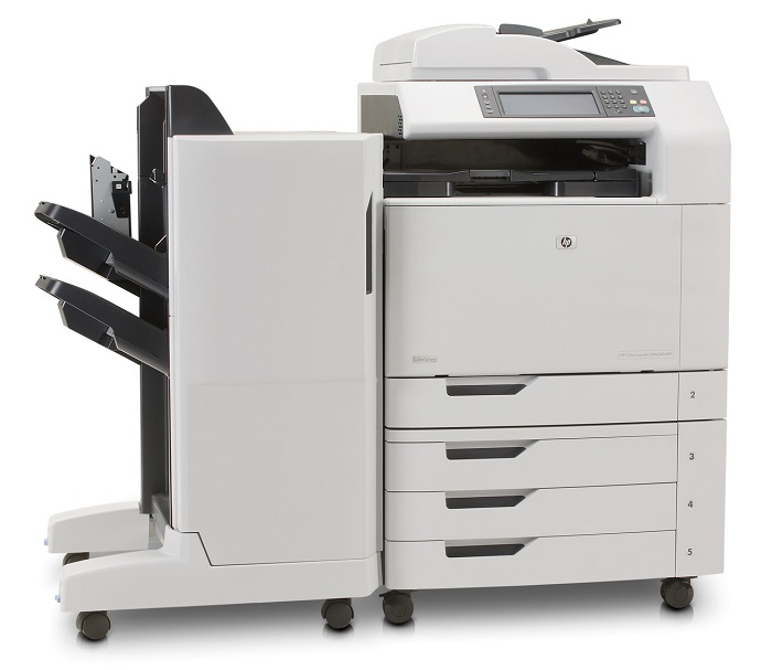 HP Printer Color laserjet CM6040f
