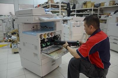 تعمیرات دستگاه کپی توشیبا- آموزش تعمیر دستگاه کپی توشیبا- دستگاه کپی توشیبا
